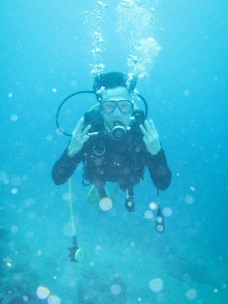 バタンガス ダイビング