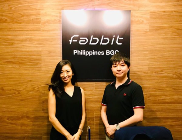 fabbit Philippines BGCとのパートナーシップ締結のお知らせ